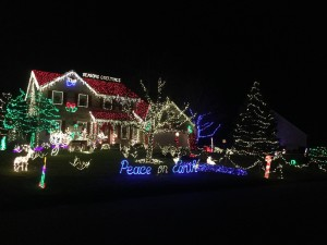 932 watchcreek drive christmas lights display