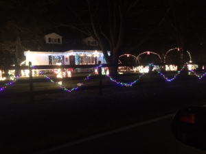 East Bend Rd Christmas Lights