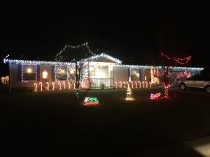 Liberty township christmas lights